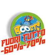 Boost! FUORI TUTTO