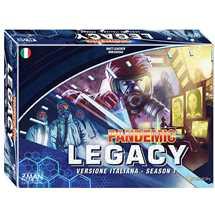 Pandemic - Legacy (Scatola Blu)