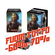 E-86316 Commander 2015 Daxos the Returned PRO-100+ Deck Box for Magic FUORI TUTTO
