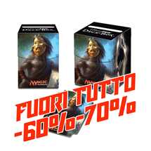 E-86316 Commander 2015 Daxos the Returned PRO-100+ Deck Box for Magic FUORI TUTTO