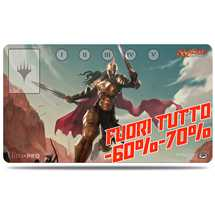 E-86321 Commander 2015 Kalemne, Disciple of Iroas Play Mat for Magic FUORI TUTTO
