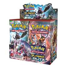Box Pokemon XY Turboblitz (36 buste)