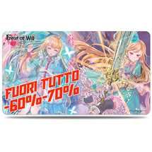 E-84789 Playmat FoW Force of Will Alice 2 FUORI TUTTO