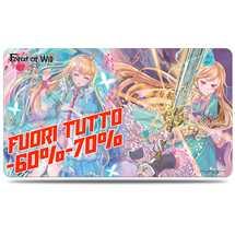 E-84789 Playmat FoW Force of Will Alice 2 FUORI TUTTO