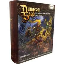 Dungeon Saga: La Missione del Re dei Nani