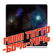 "E-84860 Play Mat X-Wing Galaxy Series - 24"" x 24"" Galaxy Play Mat FUORI TUTTO"