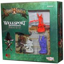 Rum & Bones - Wellsport Brotherood Heroes Set 1 FUORI TUTTO