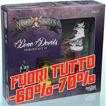 Rum & Bones - Bone Devil's Heroes Set 1 FUORI TUTTO