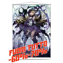 E-84744 Force of Will Wall Scroll - Alice, Maiden of Slaughter FUORI TUTTO