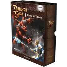 Dungeon Saga: Il Ritorno di Valandor (Espansione)