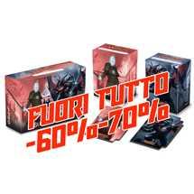 UP - PRO Duel Deck Box - Magic: The Gathering - Elspeth vs. Kiora FUORI TUTTO