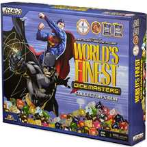 WizKids - DC Dice Masters: World's Finest - Collector's Box