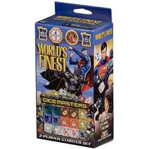 DC Dice Masters - World's Finest 2-Player Starter Set ENG