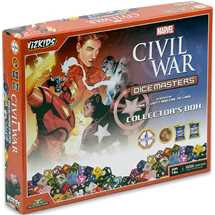 WizKids - Marvel Dice Masters: Civil War - Collector's Box