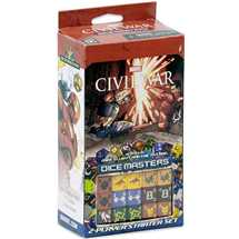Marvel Dice Masters - Civil War 2-Player Starter ITA