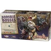 Zombicide - Black Plague Zombie Bosses Abomination Pack