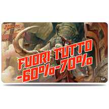 E-86431 Ultra Pro Play Mat - Magic - Conspiracy Take the Crown V2 FUORI TUTTO