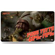 E-86432 Ultra Pro Play Mat - Magic - Conspiracy Take the Crown V3 FUORI TUTTO