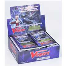 Box Buste CF Vanguard Set 03 Invasione del Signore Demoniaco (30 buste)