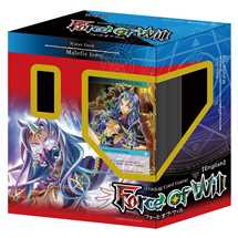 FOW Mazzo Introduttivo Deluxe Lapis Force of Will Ghiaccio Malefico in Ing
