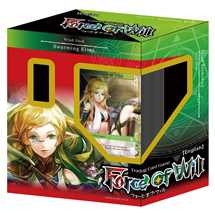 FOW Mazzo Introduttivo Deluxe Lapis Force of Will Sciame Elfico in Ing