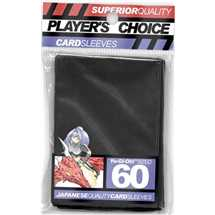 PCA2001 Player's Choice Yu-Gi-Oh! Mini Deck Protector Black