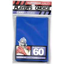 PCA2002 Player's Choice Yu-Gi-Oh! Mini Deck Protector Blue