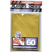 PCA2004 Player's Choice Yu-Gi-Oh! Mini Deck Protector Gold