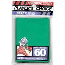 PCA2005 Player's Choice Yu-Gi-Oh! Mini Deck Protector Green