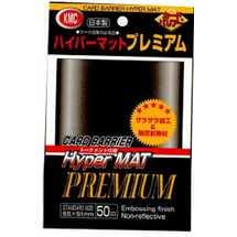 KMC1645 Deck Protector Hyper Mat Premium Black (50)