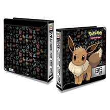 """E-84928 Eevee 2"""" Album for Pokemon"""