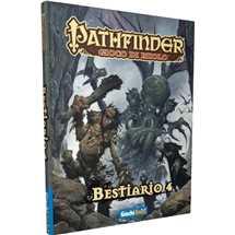 Pathfinder Bestiario 4